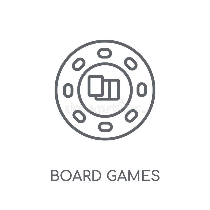 棋线性象 现代概述棋商标概念 皇族释放例证