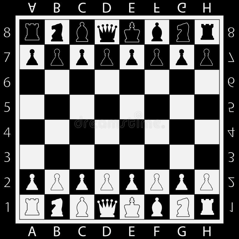 棋表网络游戏全部应用程序概念,战略比赛 皇族释放例证