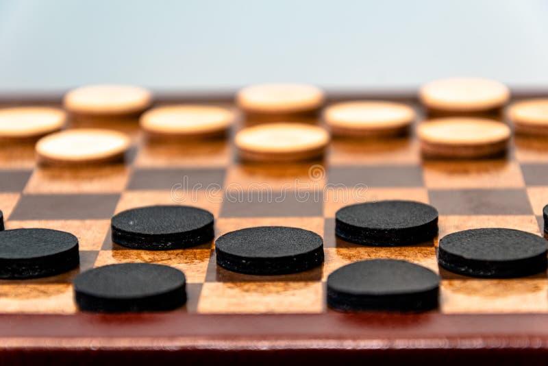 棋,动态的夫人非常有趣和 免版税库存照片