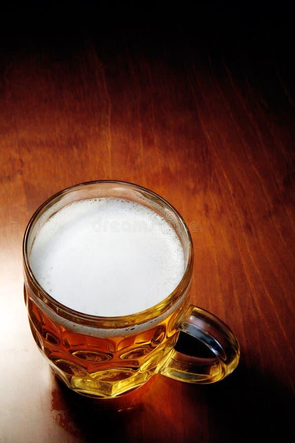 棒啤酒 免版税图库摄影