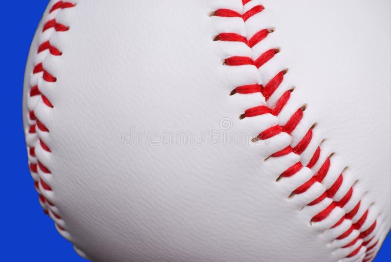 棒球接近  免版税库存图片