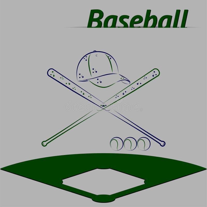 竹子盖帽有剪影,水池,图标,设备,作文,包括,插画,v竹子a竹子的越野赛_垒球图片