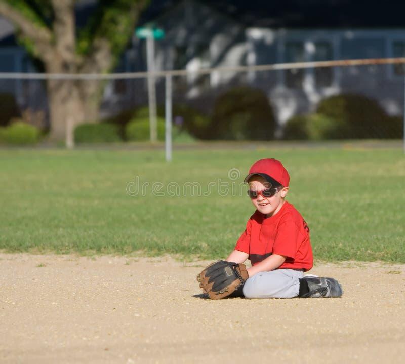 棒球运动员 库存照片