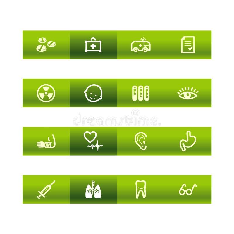 Download 棒绿色图标医学 向量例证. 插画 包括有 眼医, 耳朵, 婴孩, 规定, 图标, 医院, 玻璃, 健康, 图表 - 3651790