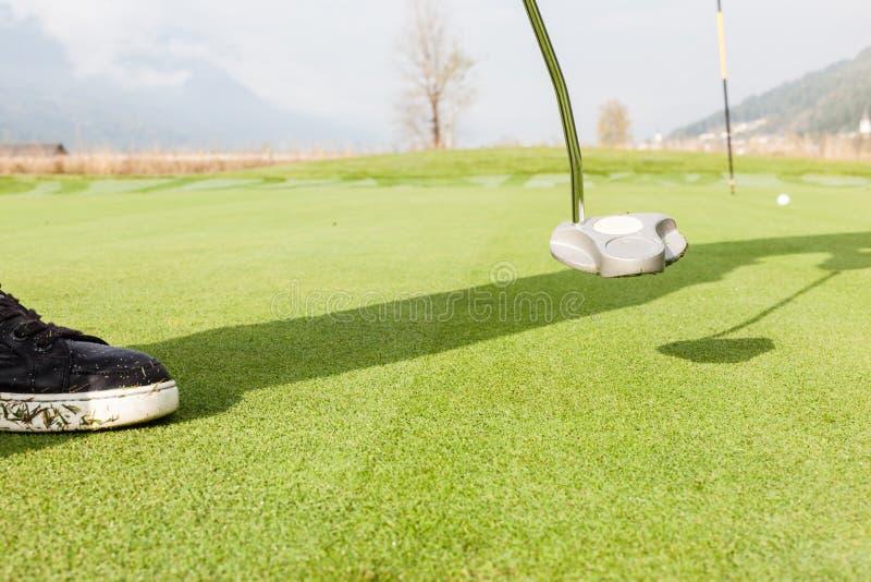 Download 轻击棒细节 库存照片. 图片 包括有 早晨, 设备, 有名望, 绿色, 草坪, 接近, 竹子, 打高尔夫球的 - 62529472
