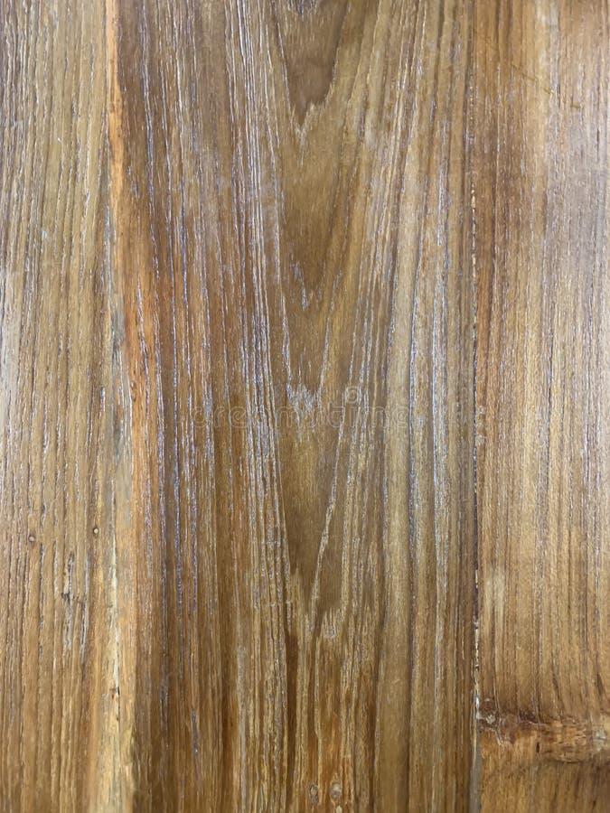 棕色木纹理背景 库存照片