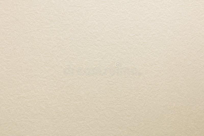 棕色白色老葡萄酒纸纹理背景 免版税库存图片