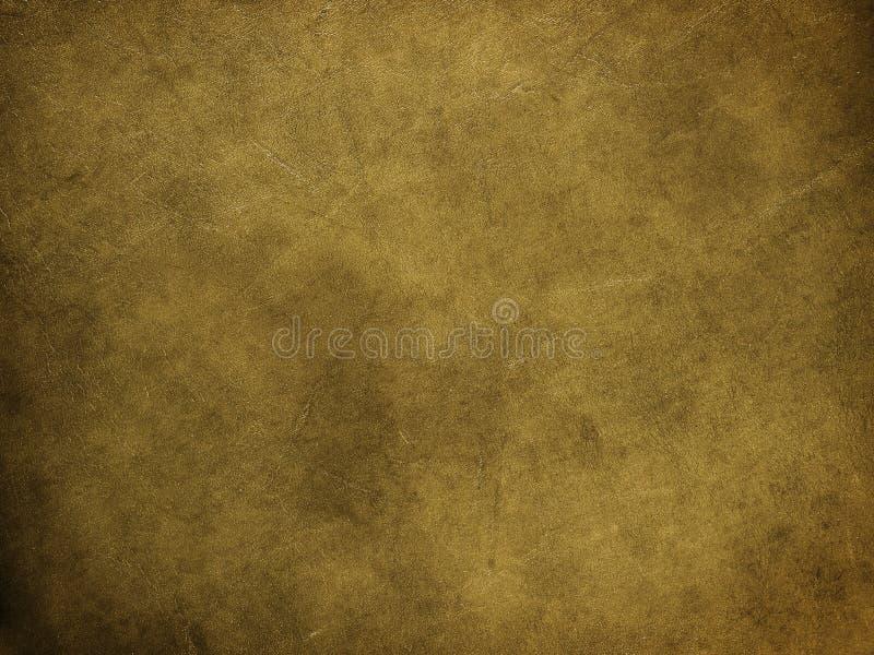 棕色黑暗的皮革老纹理烟草 免版税图库摄影