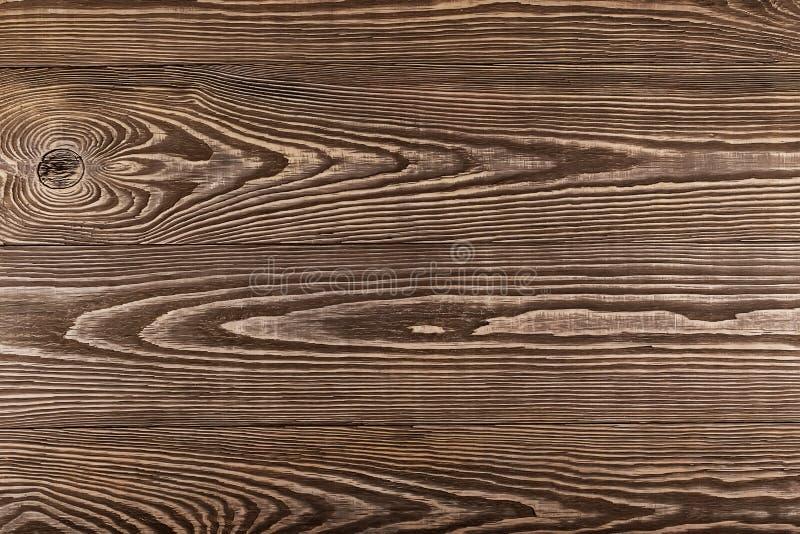 棕色织地不很细木委员会背景  图库摄影
