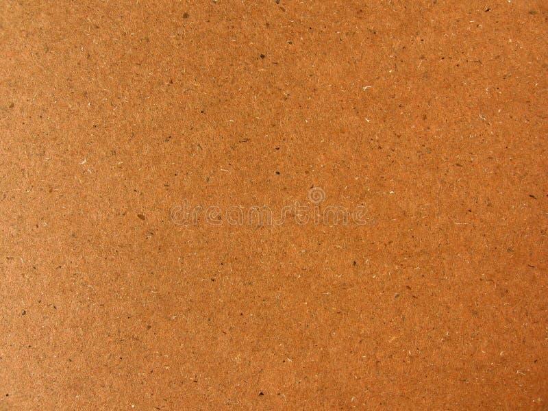 棕色ekologic纸张 库存照片