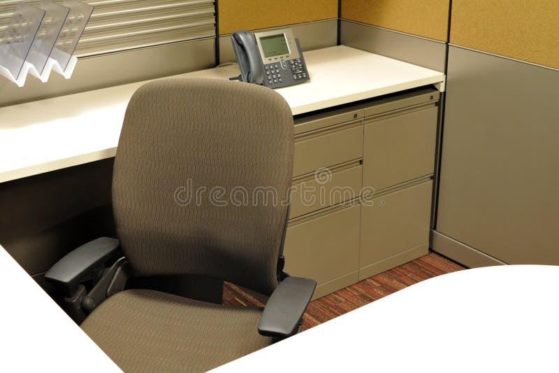 椅子办公室 图库摄影