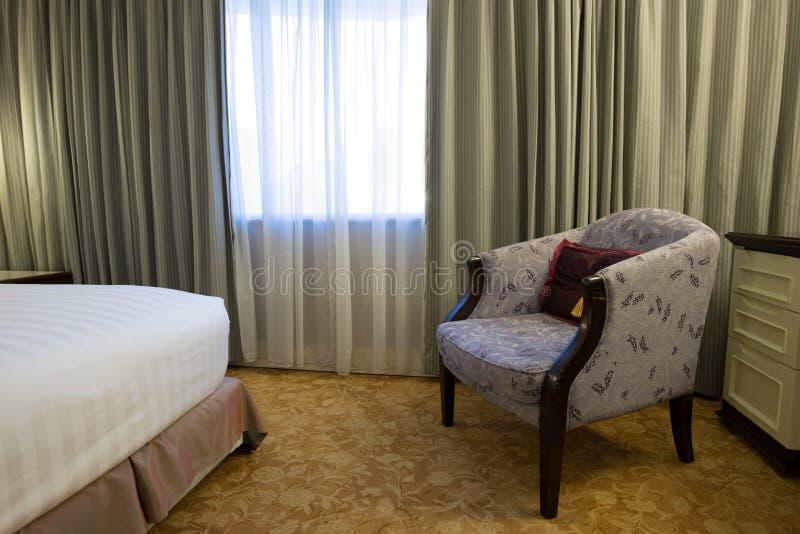 椅子在屋子里 免版税库存图片