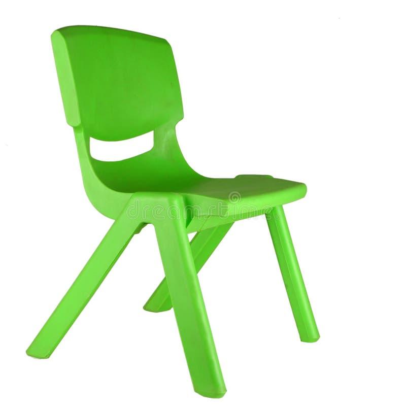 椅子孩子 免版税库存图片