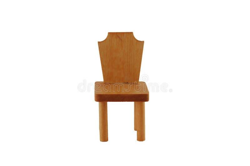 椅子玩偶s 免版税库存照片