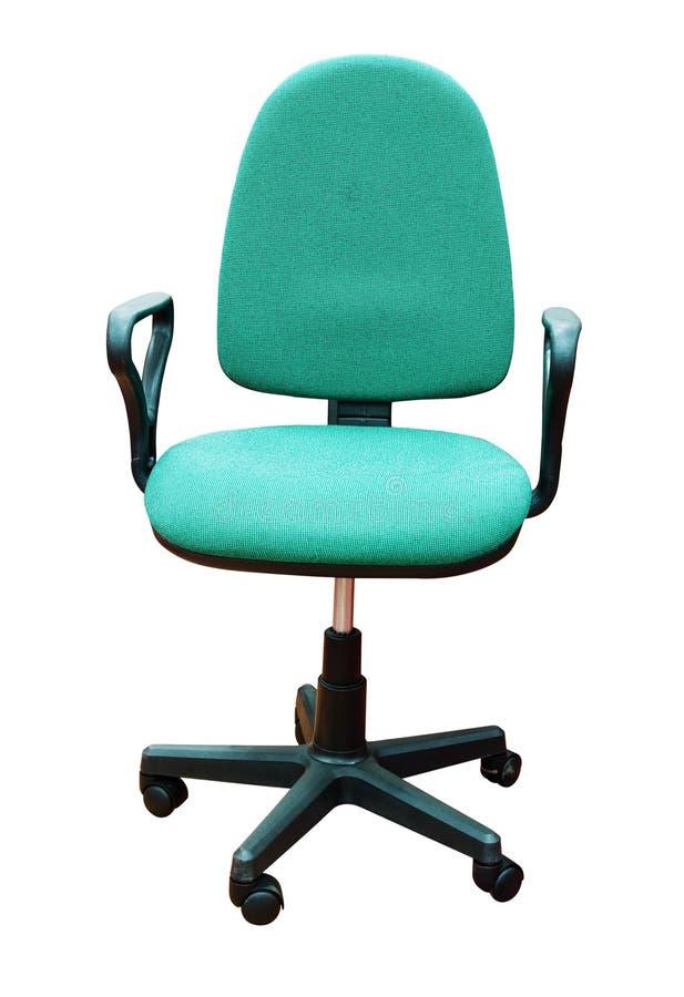 椅子绿色 免版税图库摄影