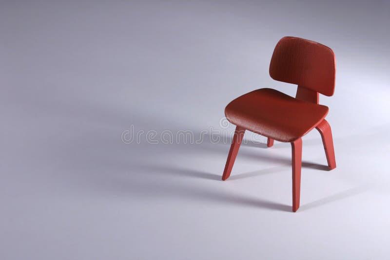 椅子设计员用餐 库存图片
