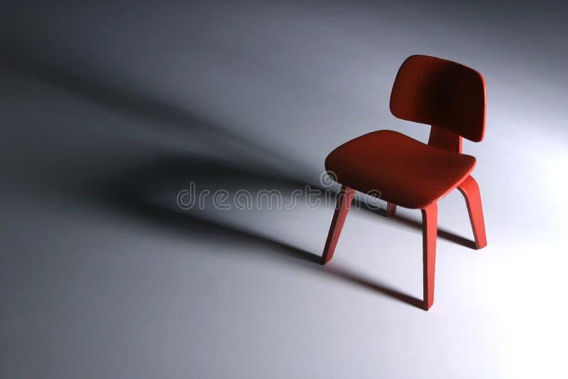椅子设计员用餐 免版税库存照片
