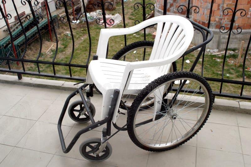 椅子轮子 库存图片