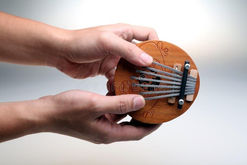 椰子印度尼西亚钢琴s 免版税库存照片