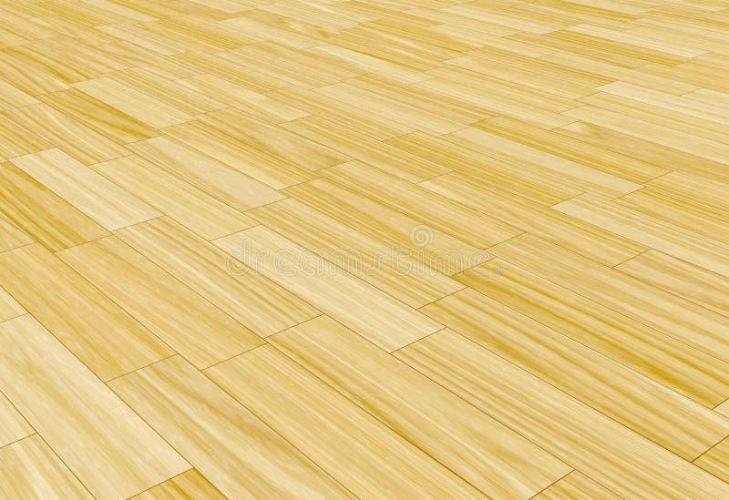 楼层层压制品的木头 免版税库存图片