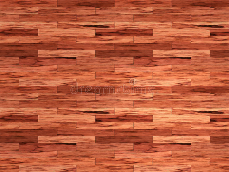 楼层层压制品的桃花心木木头 向量例证
