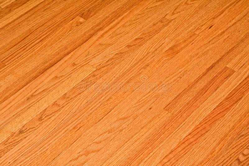 楼层木头 免版税库存照片