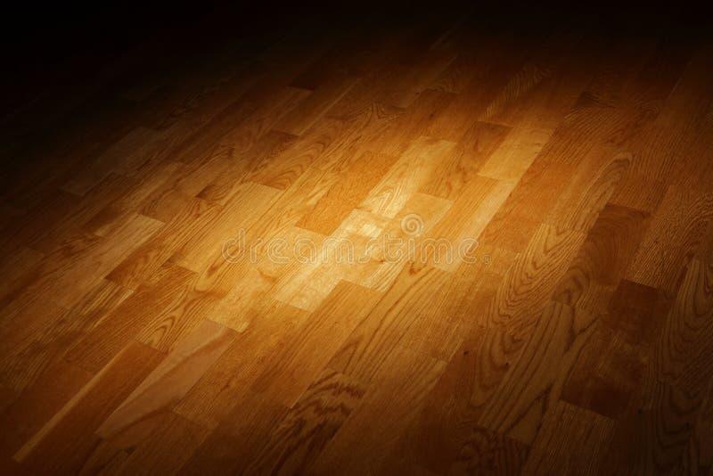 楼层木条地板 免版税图库摄影