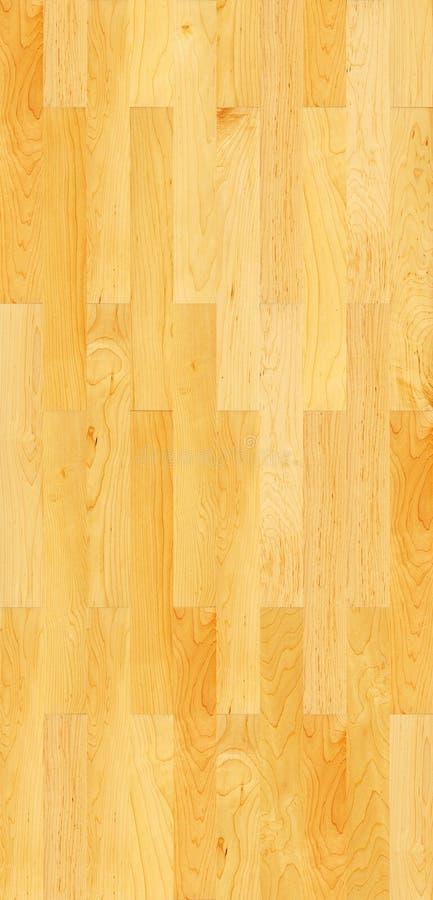 楼层杉木无缝的纹理 图库摄影