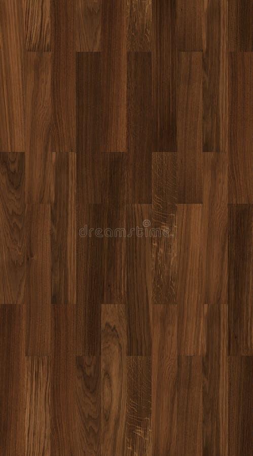 楼层橡木无缝的纹理 免版税库存图片