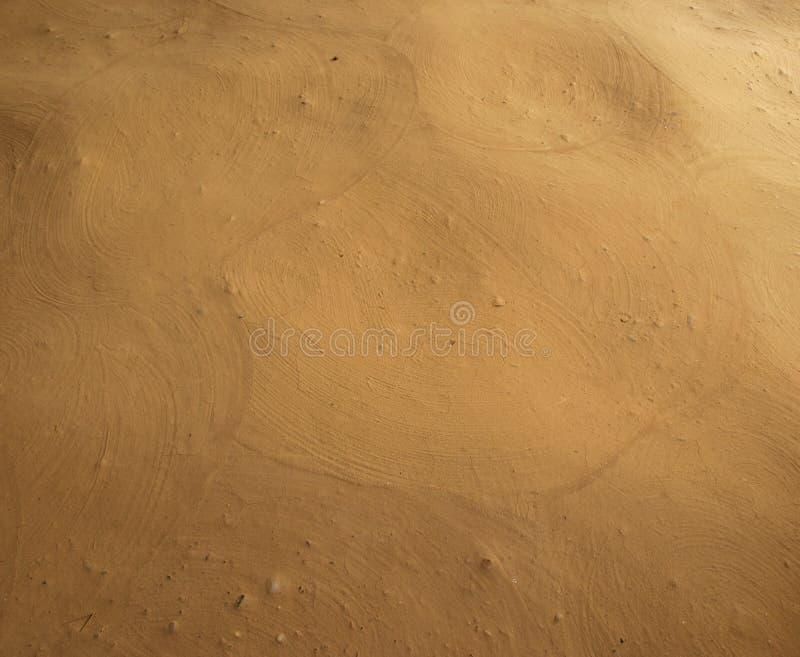 楼层沙子纹理 库存照片