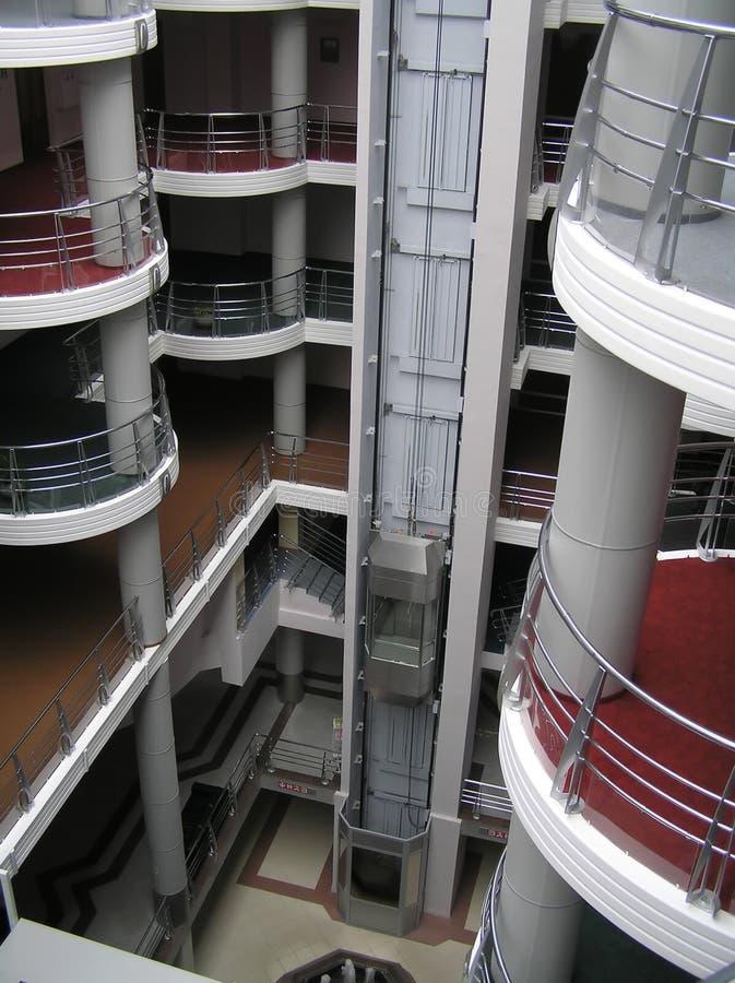 楼层 免版税库存图片