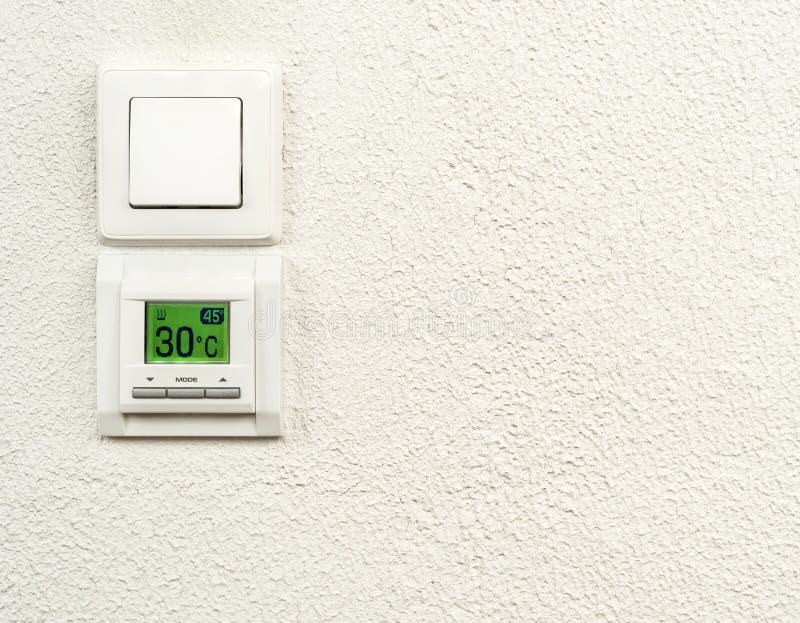 楼板暖气管理者  免版税库存图片
