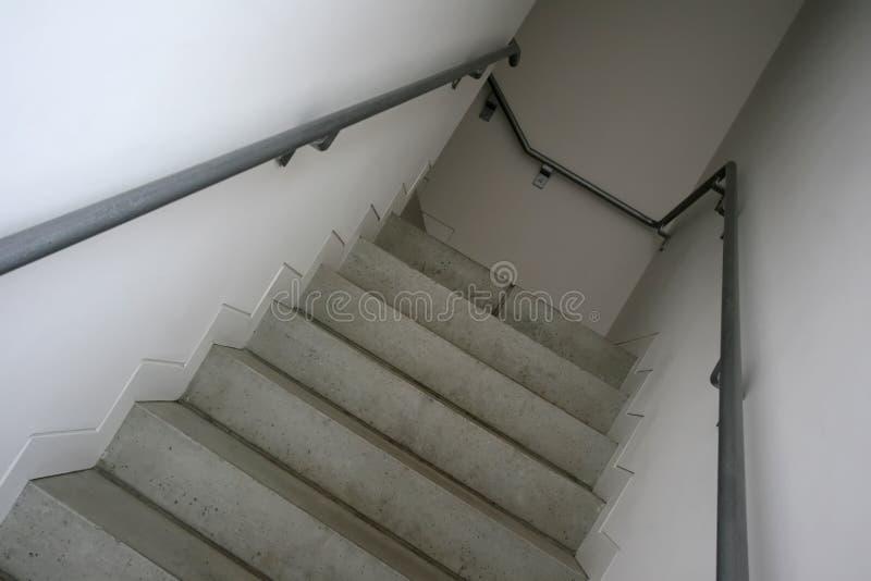楼梯间 免版税库存照片