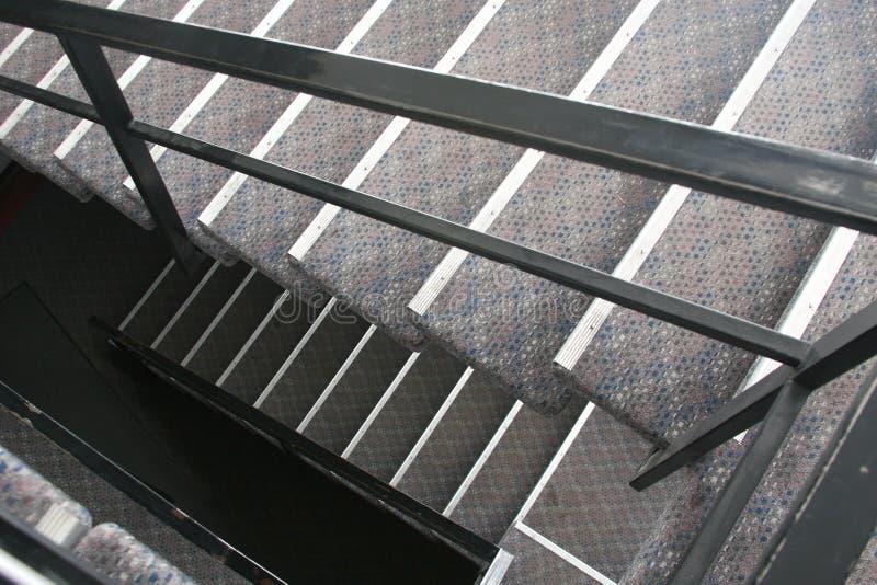 楼梯间 库存照片
