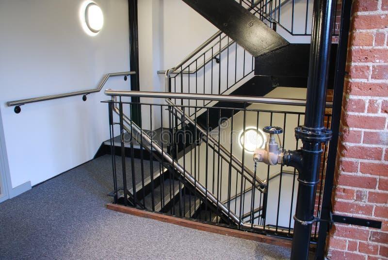 楼梯 库存照片
