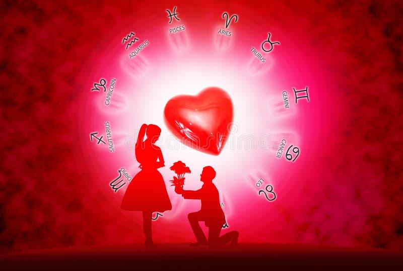 概念亲吻妇女的爱人 向量例证