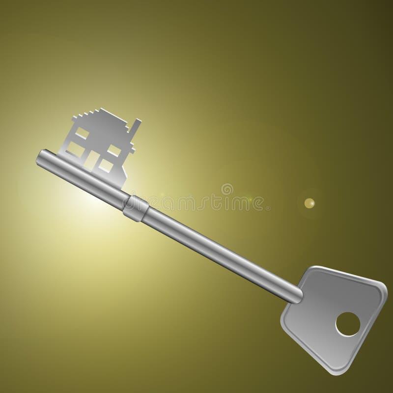 概念住家安全 向量例证