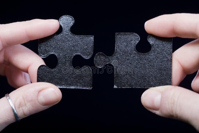 概念合伙企业 库存图片