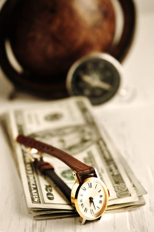 概念投资 免版税图库摄影