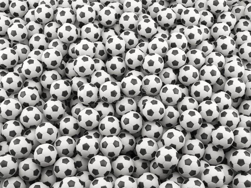 概念查出的体育运动白色 库存例证