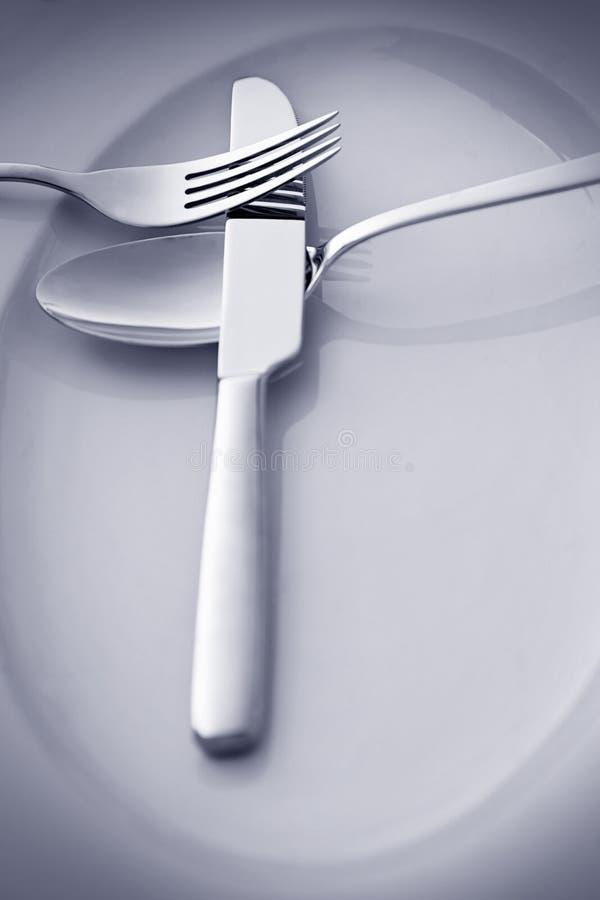 概念菜单餐馆 库存图片