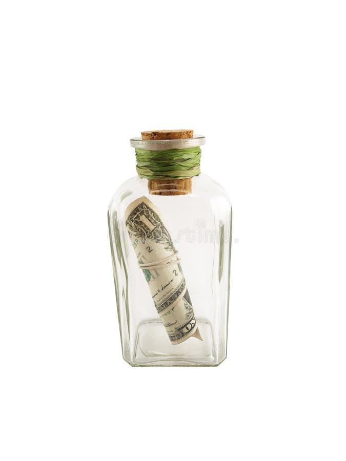 概念货币储蓄 免版税图库摄影