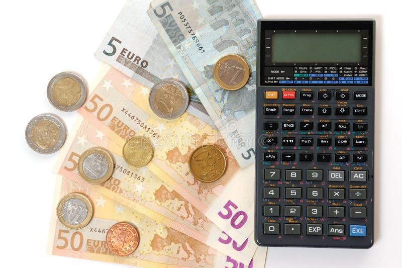 概念货币 库存图片