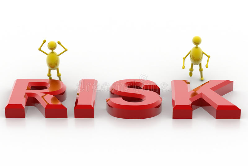 Download 概念风险 库存例证. 插画 包括有 人力, 领导, 支持, 黄色, 损失, 紫罗兰色, 封锁, 例证, 红色 - 15676266