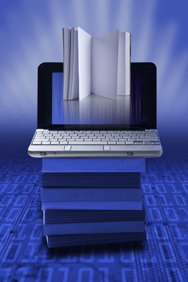 概念ebook电子教学 皇族释放例证