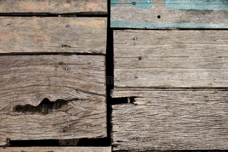 概略的木委员会 免版税库存照片