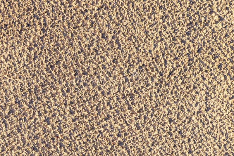 概略的灰泥表面 装饰灰泥背景灰色灰泥 库存照片