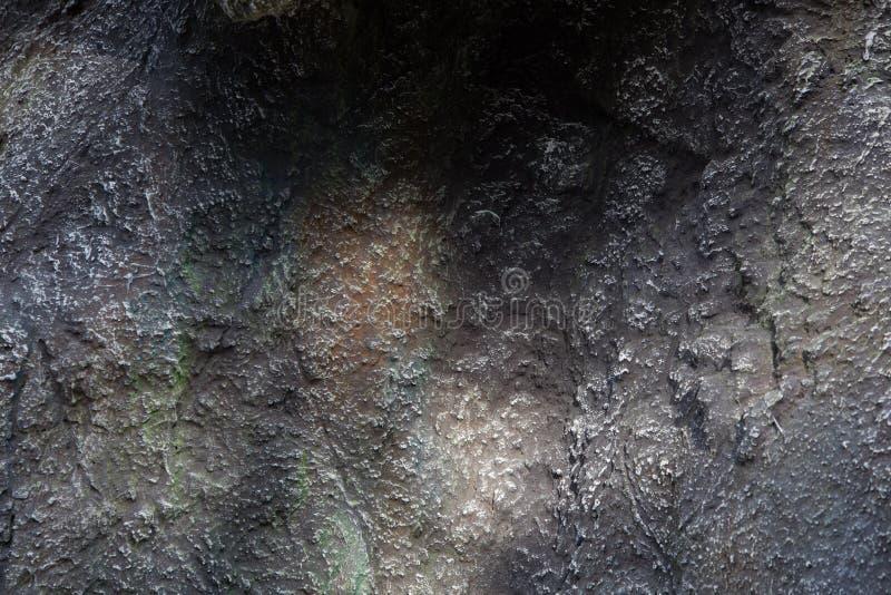 概略的花岗岩石头岩石背景纹理,特写镜头sedimen 库存图片