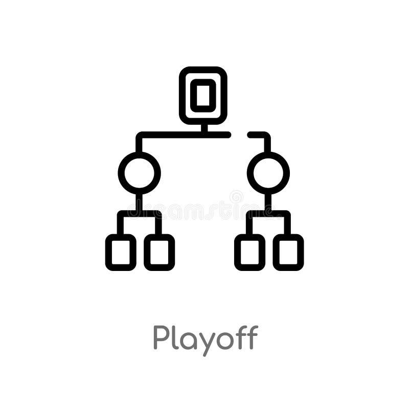 概述淘汰赛传染媒介象 E 编辑可能的传染媒介冲程淘汰赛 皇族释放例证