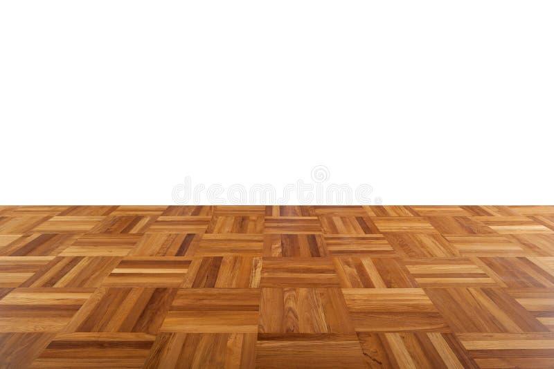 槭树木地板 免版税库存照片